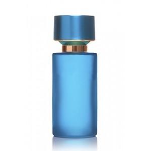 Стеклянный синий флакон «Донна» 50 мл