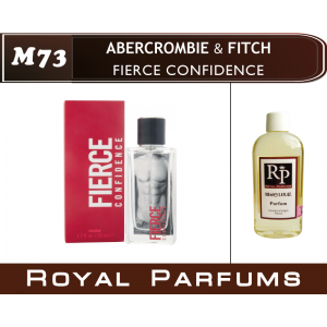 «Fierce Confidence» от Abercrombie & Fitch. Духи на разлив Royal Parfums 100 мл