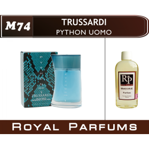«Python Uomo» от Trussardi. Духи на разлив Royal Parfums 100 мл