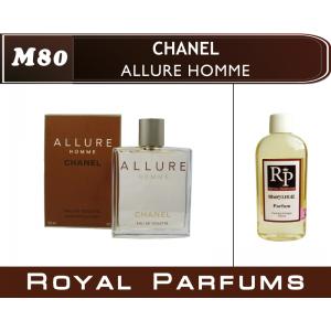 «Allure Homme» от Chanel. Духи на разлив Royal Parfums 100 мл