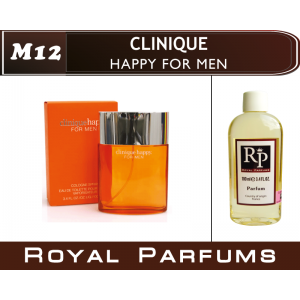 «Happy for Men» от Clinique. Духи на разлив Royal Parfums 100 мл