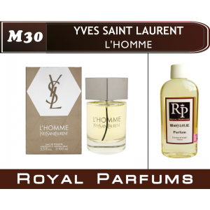 «L'Homme» от Yves Saint Laurent. Духи на разлив Royal Parfums 100 мл