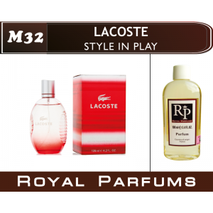 «Style Play» от Lacoste. Духи на разлив Royal Parfums 100 мл
