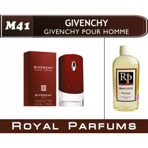 «Givenchy pour homme» от Givenchy. Духи на разлив Royal Parfums 100 мл