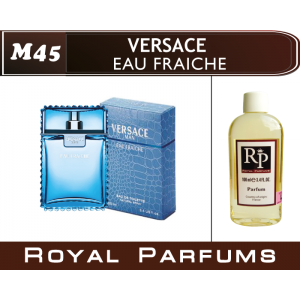 «Eau Fraiche» от Versace. Духи на разлив Royal Parfums 100 мл