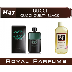 «Guilty Black». Духи на разлив Royal Parfums 100 мл