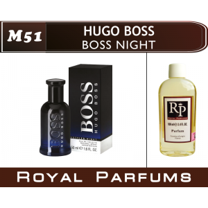 «Bottled Night» от Hugo Boss. Духи на разлив Royal Parfums 100 мл