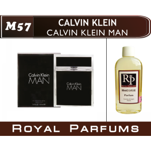 «Calvin Klein Man» от Calvin Klein. Духи на разлив Royal Parfums 100 мл