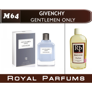 «Gentlemen Only» от Givenchy. Духи на разлив Royal Parfums 100 мл