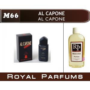«Al Capone Homme» от Al Capone. Духи на разлив Royal Parfums 100 мл