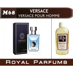 «Versace pour Homme» от Versace. Духи на разлив Royal Parfums 100 мл