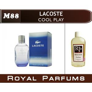 «Cool Play» от Lacoste. Духи на разлив Royal Parfums 100 мл