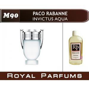 «Invictus Aqua» от Paco Rabanne. Духи на разлив Royal Parfums 100 мл