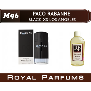 «Black XS Los Angeles for him» от Paco Rabanne. Духи на разлив Royal Parfums 100 мл