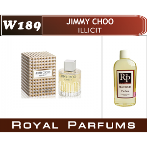 «Illicit» от Jimmy Choo. Духи на разлив Royal Parfums 100 мл