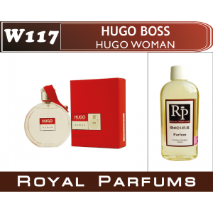 «Hugo for woman» от Hugo Boss. Духи на разлив Royal Parfums 100 мл