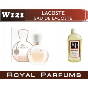 «Eau de Lacoste» от Lacoste. Духи на разлив Royal Parfums 100 мл