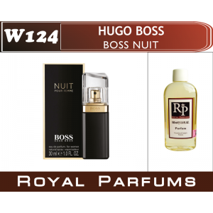«Boss Nuit» от Hugo Boss. Духи на разлив Royal Parfums 100 мл