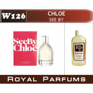 «See By Chloe» от Chloe. Духи на разлив Royal Parfums 100 мл