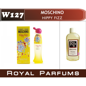 «Hippy Fizz» от Moschino. Духи на разлив Royal Parfums 100 мл