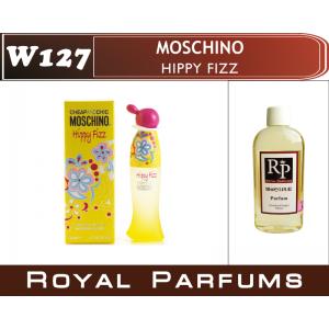 «Hippy Fizz» от Moschino. Духи на разлив Royal Parfums 100 мл