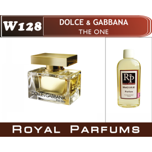 «The One» от Dolce & Gabbana. Духи на разлив Royal Parfums 100 мл