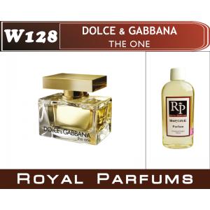 «The One» от Dolce & Gabbana. Духи на разлив Royal Parfums 100 мл