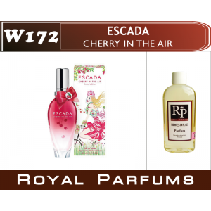 «Cherry in the air» от Escada. Духи на разлив Royal Parfums 100 мл