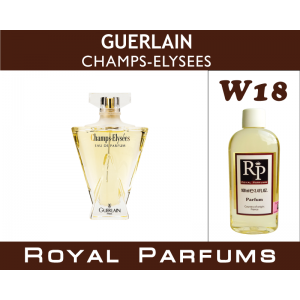 «Champs-Elysees» от Guerlain. Духи на разлив Royal Parfums 100 мл