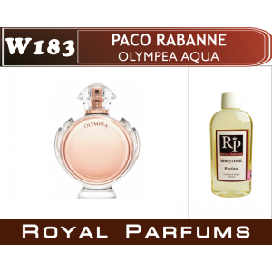 «Olympea Aqua» от Paco Rabanne. Духи на разлив Royal Parfums 100 мл