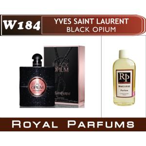 «Black Opium» от Yves Saint Laurent. Духи на разлив Royal Parfums 100 мл