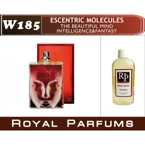 «The Beautiful Mind Intelligence & Fantasy» от Escentric Molecules. Духи на разлив Royal Parfums 100 мл