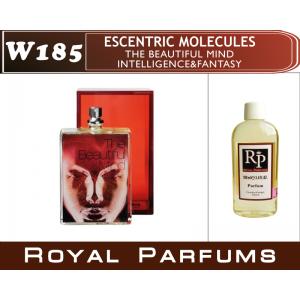 «The Beautiful Mind Intelligence & Fantasy» от Escentric Molecules. Духи на разлив Royal Parfums 100 мл
