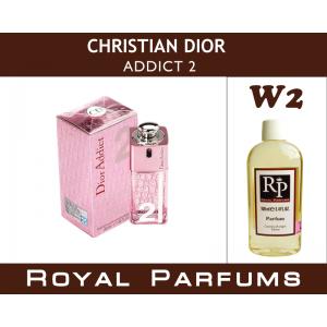 «Addict 2» от Christian Dior. Духи на разлив Royal Parfums 100мл.