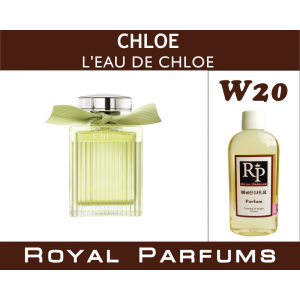 «L'Eau de Chloe» от Chloe. Духи на разлив Royal Parfums 100 мл