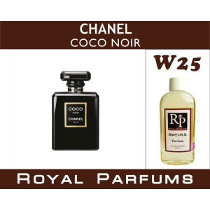 «Coco Noir» от Chanel. Духи на разлив Royal Parfums 100 мл