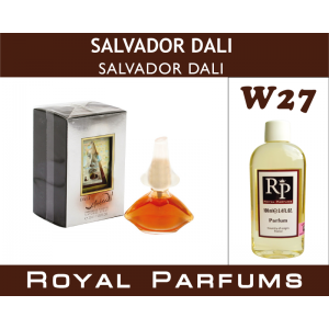 «Salvador Dali» от Salvador Dali. Духи на разлив Royal Parfums 100 мл