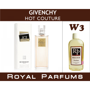 «Hot Couture» от Givenchy. Духи на разлив Royal Parfums 100 мл