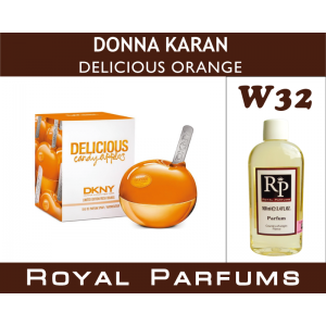 «Candy Apples Fresh Orange» от DKNY Be Delicious. Духи на разлив Royal Parfums 100 мл