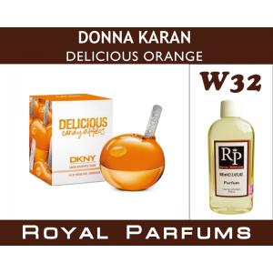 «Candy Apples Fresh Orange» от DKNY Be Delicious. Духи на разлив Royal Parfums 100 мл