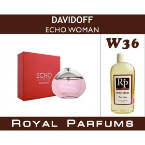 «Echo Woman» от Davidof . Духи на разлив Royal Parfums 100 мл