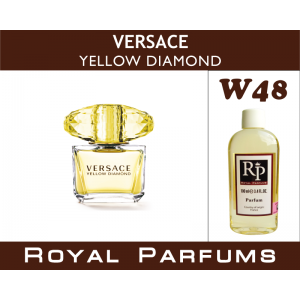 «Yellow Diamond» от Versace. Духи на разлив Royal Parfums 100 мл