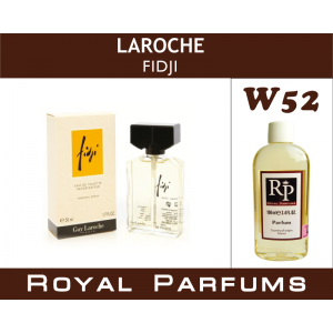 «Fidji» от Guy Laroche. Духи на разлив Royal Parfums 100 мл