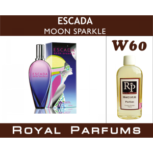 «Moon Sparkle» от Escada. Духи на разлив Royal Parfums 100 мл