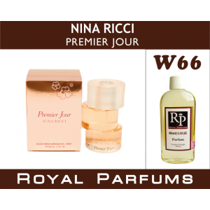 «Premier Jour» от Nina Ricci. Духи на разлив Royal Parfums 100 мл