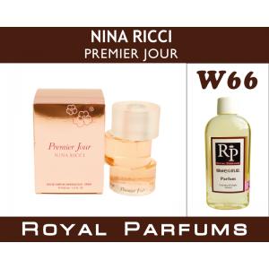 «Premier Jour» от Nina Ricci. Духи на разлив Royal Parfums 100 мл