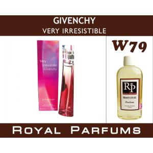 «Very Irresistible» от Givenchy. Духи на разлив Royal Parfums 100 мл