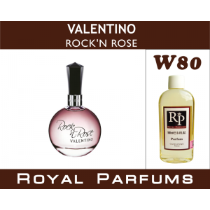 «Rock'n Rose» от Valentino. Духи на разлив Royal Parfums 100 мл