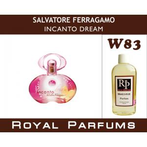 «Incanto Dream» от Salvatore Ferragamo. Духи на разлив Royal Parfums 100 мл