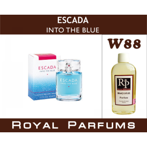 «Into the Blue» от Escada. Духи на разлив Royal Parfums 100 мл